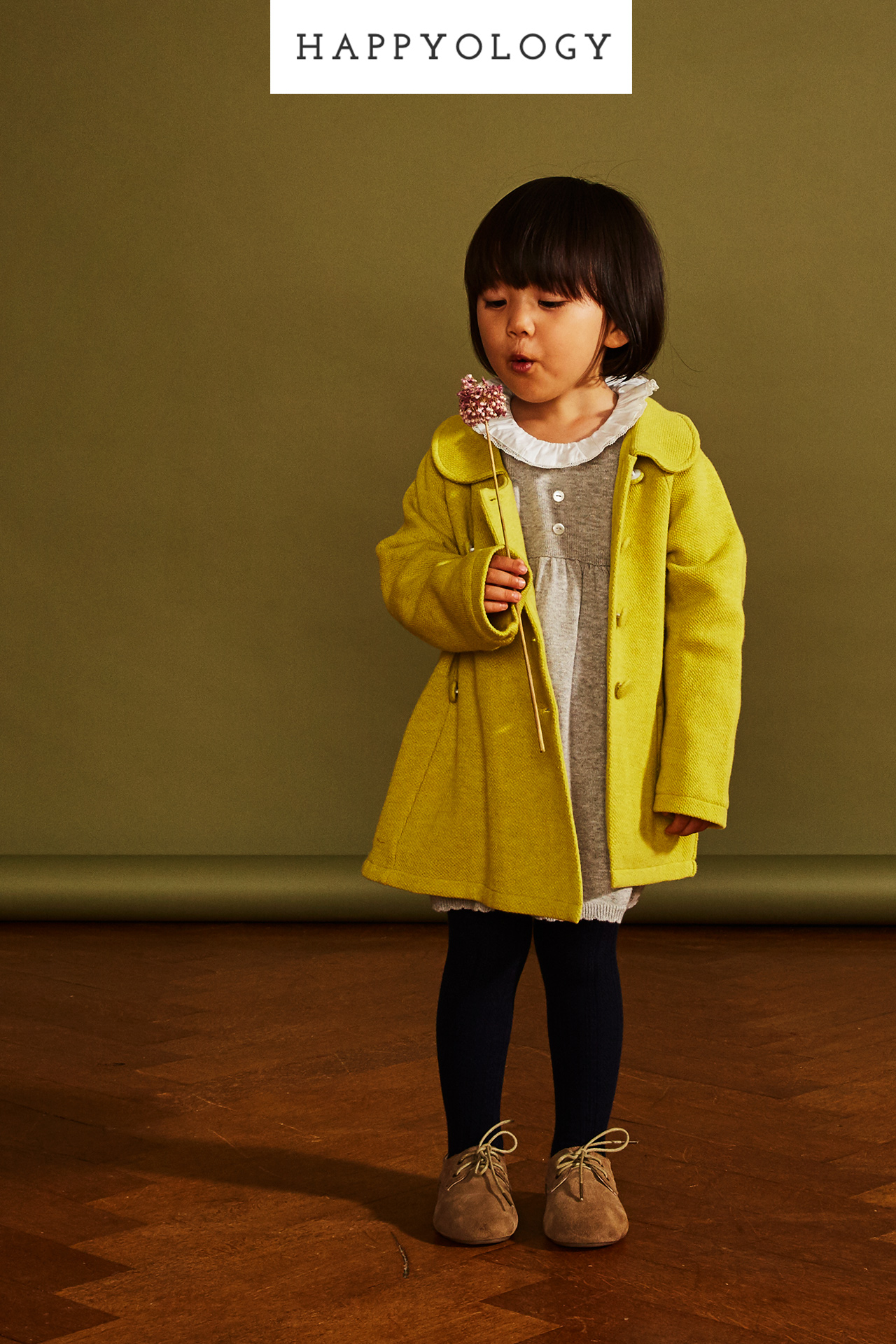 Happyology kids fashion campaign AW  2