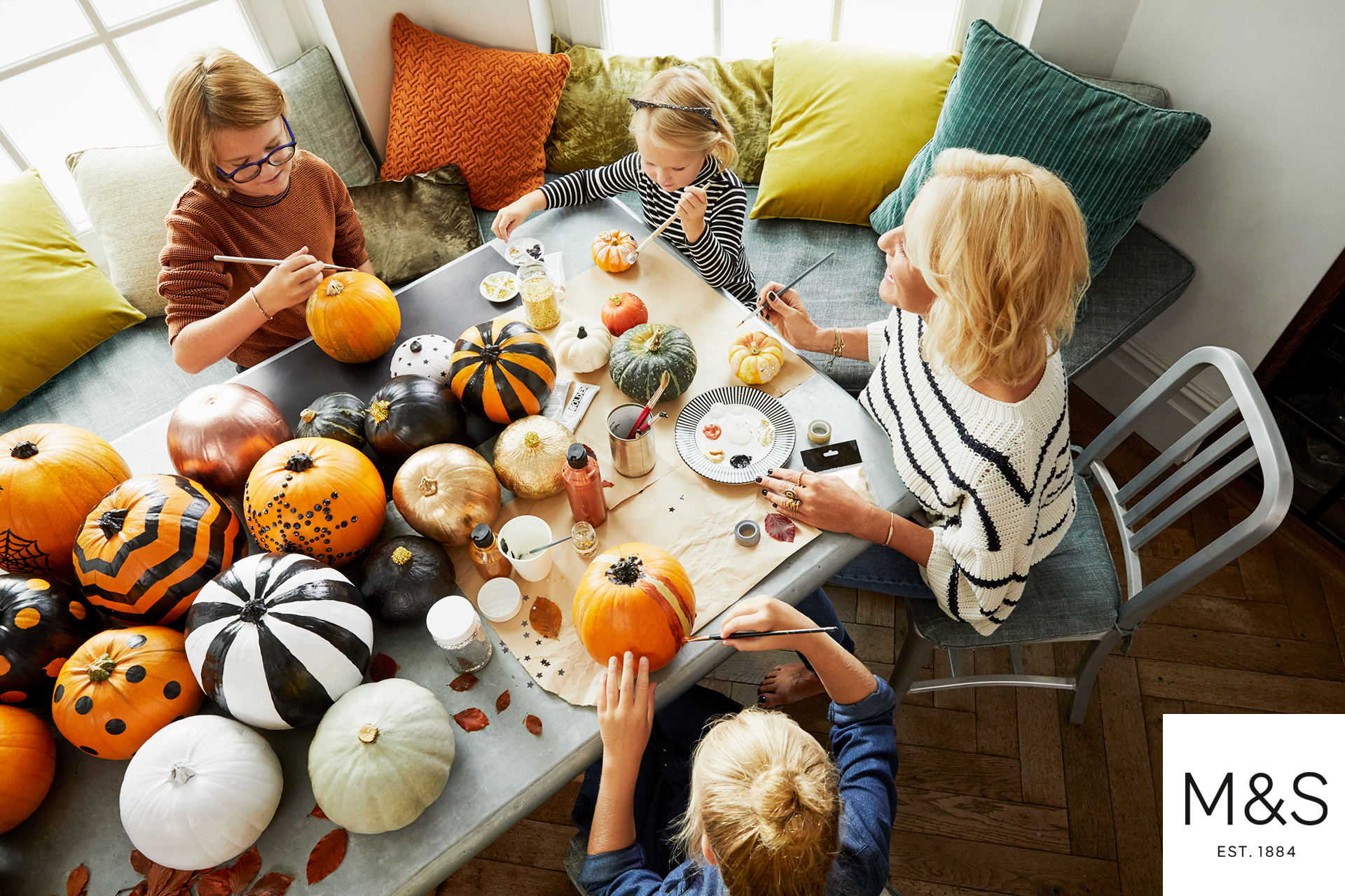 Marks and Spencers kids fashion halloween