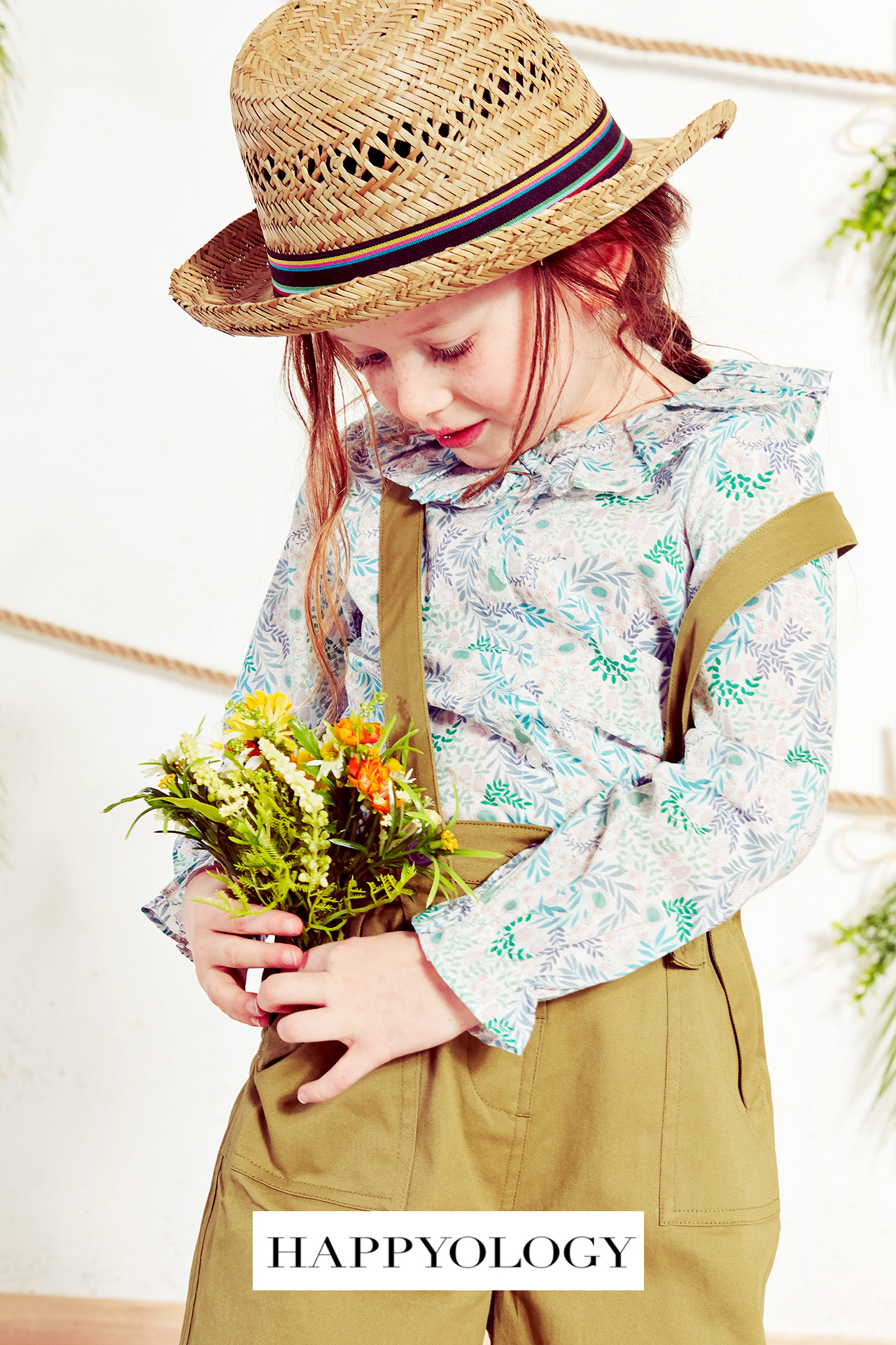 Happyology kids fashion campaign SS 1