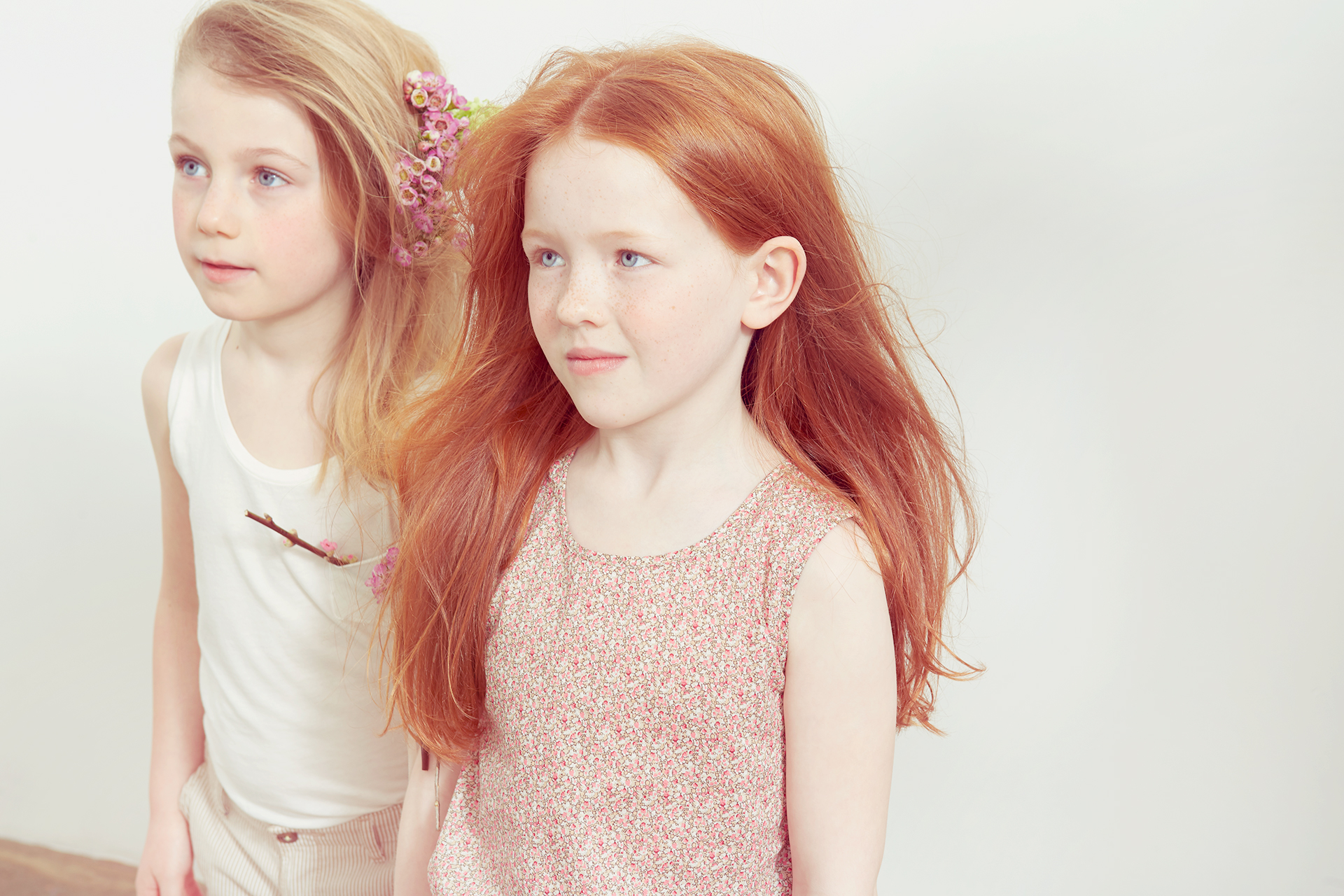 Milk magazine_kids fashion_botanical girls 2