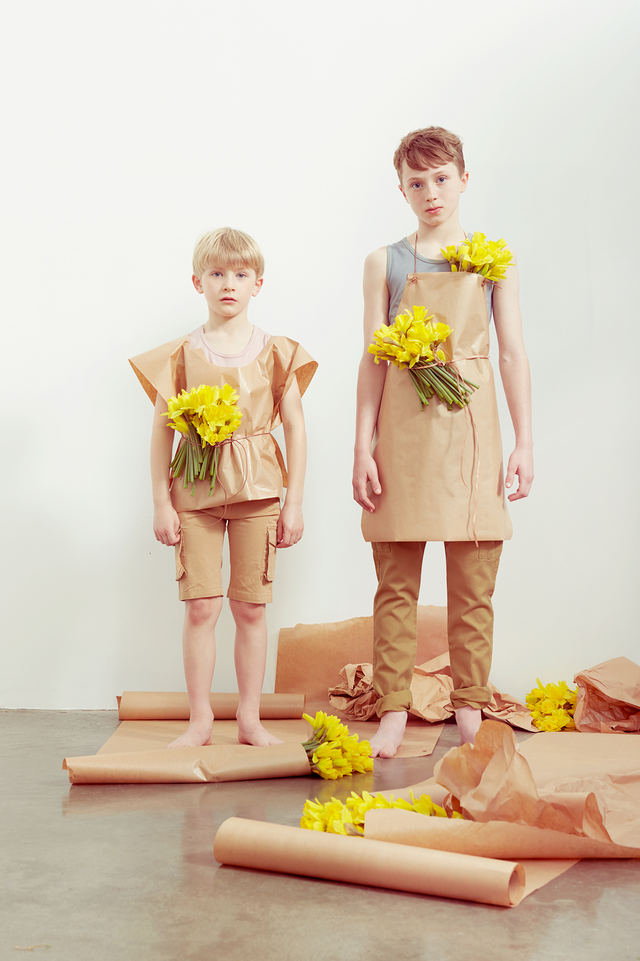 Milk magazine_kids fashion_botanical boys