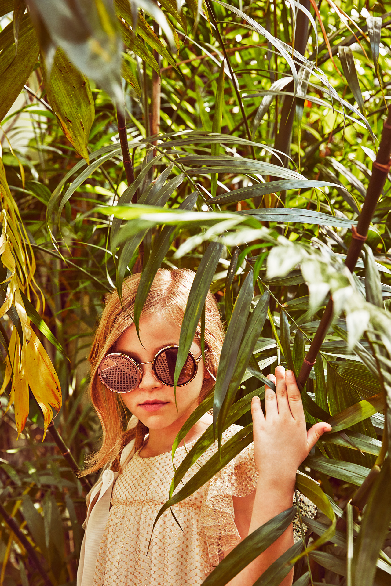 Kew gardens- kids fashion editorial- Emma Tunbridge 4