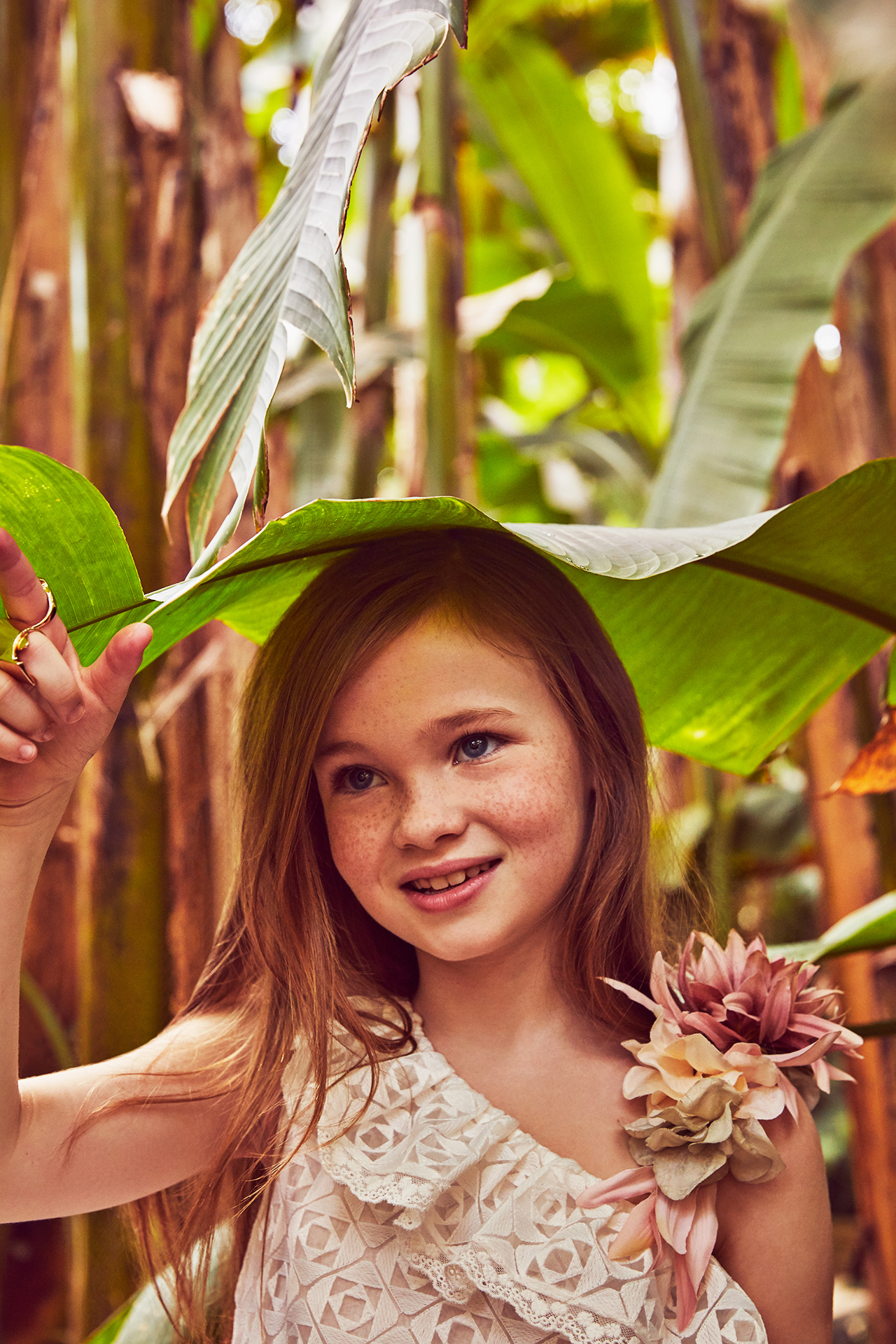 Kew gardens- kids fashion editorial- Emma Tunbridge 8